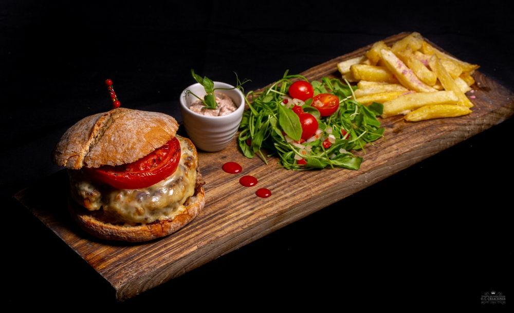 Hamburger d'Automne